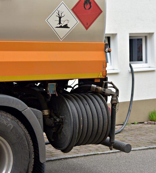 Perdios Fuels - Service, House